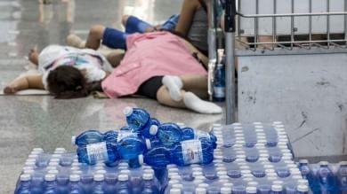 """Fiumicino, Enac: """"Verso normalità"""" Ma ancora disagi per le low cost"""