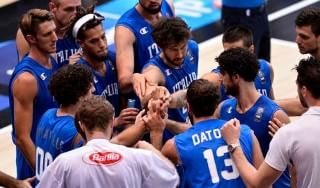 Basket, Trentino Cup: l'Italia parte bene, battuta l'Olanda