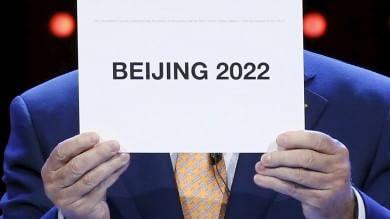 Pechino ospiterà i Giochi invernali 2022