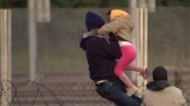 """Migranti a Calais, la risposta di Cameron  """"Invieremo più recinzioni e più cani"""""""
