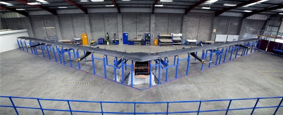 Internet.org compie un anno e si regala Aquila, il drone che porterà il web a tutto il mondo