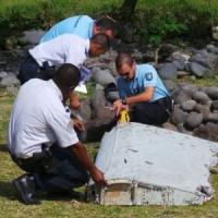 Il pezzo di ala ritrovata appartiene a un Boeing 777
