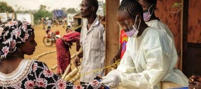 """Ebola, Oms: """"Entusiasmanti  i primi risultati del vaccino"""""""