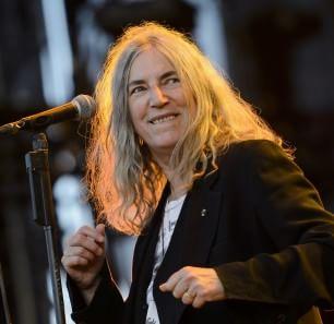 Patti Smith e Pasolini a Roma il Folk Fest