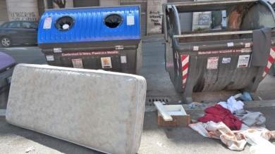 """Degrado Roma, dai lettori 700 foto         Ama: """"In strada altri  trecento operatori  """""""