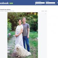 """La figlia di Facebook. Mark Zuckerberg annuncia: """"Diventerò padre"""""""