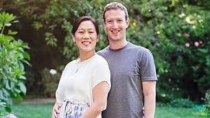 "Zuckerberg annuncia su Facebook ""Diventerò padre di una bimba"""