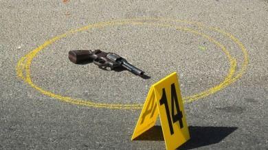 Palermo, scontro a fuoco per strada -   foto   dopo rapina portavalori: ferito un bandito