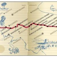 Alla ricerca dell'Appia perduta: da Roma a Brindisi il viaggio di Paolo