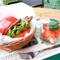 Pomodoro al posto del pane: il ''tomami burger'' è servito