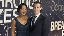 """La figlia di Facebook Zuckerberg annuncia: """"Diventerò padre"""""""