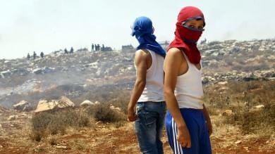Proteste in Cisgiordania, 23 feriti  Foto   Morto  14enne palestinese    Foto