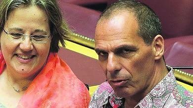 "Parla Varoufakis: ""Così Schaeuble vuole imporre la Troika anche a Roma e Parigi"""