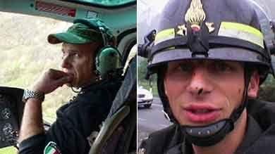 Valtellina, ritrovato elicottero scomparso Morte le tre persone a bordo   Foto     Mappa