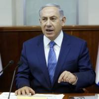 Bimbo palestinese morto nel rogo, Netanyahu