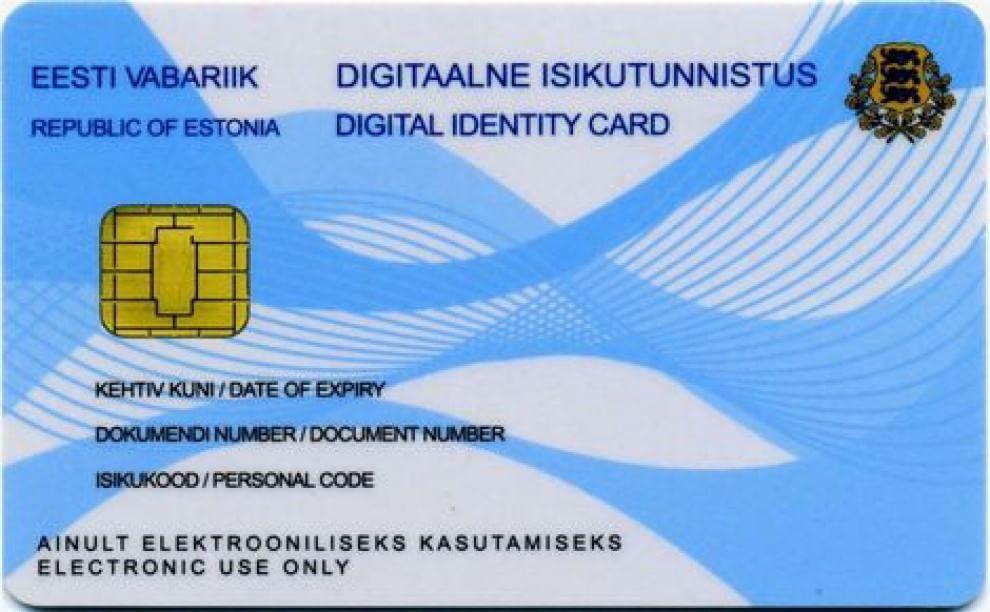 Residenza digitale, un kit per diventare e-estonian