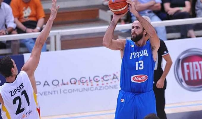 Basket, Trentino Cup alla Germania: Italia ko di un solo punto