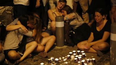 Morta Shira, la ragazza pugnalata  foto   al Gay pride di Gerusalemme -   foto