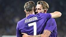 Fiorentina-Barça 2-1 Bernardeshi show   Napoli battuto  a Nizza