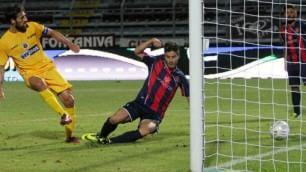 Cittadella batte Potenza 15-0 E' record per la Coppa Italia    Video  Applausi per gli sconfitti