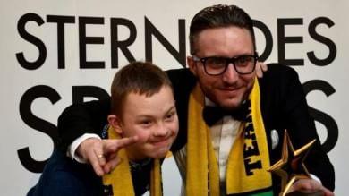Il campionato di calcio per ragazzi disabili in Germania lo sport è senza confini -   foto