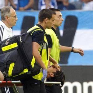 Juventus, timori confermati: Khedira fuori per due mesi