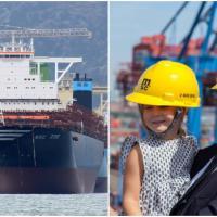 Zoe, il nome della bimba per la nave container più grande del mondo del mondo