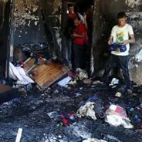 Gerusalemme, molotov centra un'auto di coloni