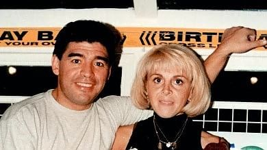 Maradona, parenti serpenti e botte  La fine del clan del numero 10