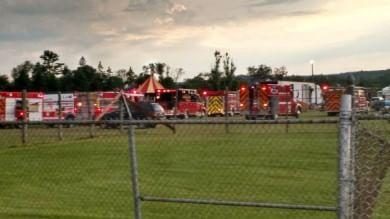Usa, crolla una tenda da circo: due morti, 15 i feriti. La tragedia per il maltempo