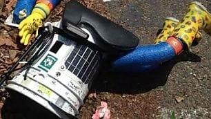 Ucciso il robot autostoppista  E l'America insorge