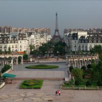 Cina, undici città ispirate al resto del mondo