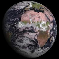 Spazio, la prima immagine della Terra dal nuovo satellite europeo