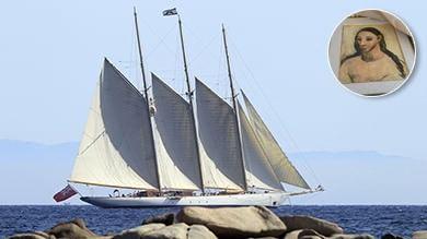 """""""Divieto di espatrio"""": Picasso da 25 mln sequestrato su superyacht in Corsica"""