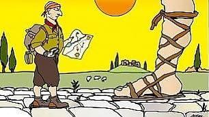 In trappola davanti all'Ilva      L'Appia perduta   /  Articoli e video