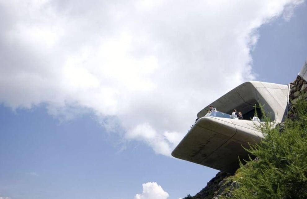 Un museo in vetta. Sul Plan de Corones la nuova impresa di Messner