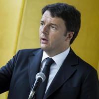 """Renzi ai parlamentari di maggioranza: """"Mai così tante riforme, a settembre taglio delle..."""