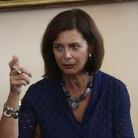 """Camera, Boldrini: """"Non sono saltati i tetti agli stipendi dei dipendenti"""""""