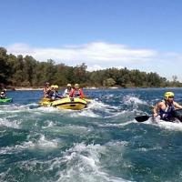 Ticino. Rafting e canoa a un passo dall'Expò