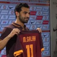 Roma, Salah si presenta: