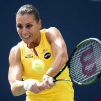 Tennis, Toronto:  la Pennetta spaventa Serena Williams, avanti Errani e Vinci