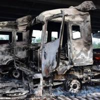 Cina, esplosione a Tianjin: la devastazione il giorno dopo