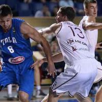 Basket, torneo di Tbilisi: Gallinari sale in cattedra, Italia ok con la Lettonia