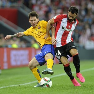 Athletic Bilbao-Barcellona 4-0, tracollo blaugrana in Supercoppa di Spagna