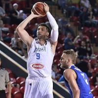 Basket, torneo di Tbilisi: l'Italia travolge l'Estonia. Bargnani in evidenza