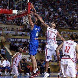 Basket, torneo di Tbilisi: l'Italia vince e convince. Battuta anche la Georgia