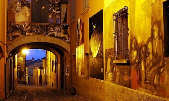 """Dozza e le altre. Quando la Street Art diventa """"nobile"""""""