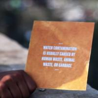 """Un libro 'potabile' per purificare l'acqua, """"Uccide il 99% dei batteri"""""""