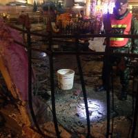 Thailandia, bomba esplode in centro a Bangkok