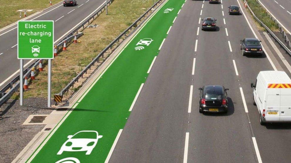 Gb, la corsia che ricarica le auto elettriche: a fine anno i primi test